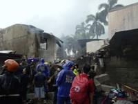 Tai nạn máy bay tại Philippines, ít nhất 8 người thiệt mạng