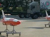 Iran công bố máy bay không người lái mới Kian