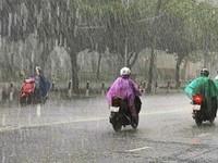 Cảnh báo mưa to đến rất to ở khu vực miền Trung
