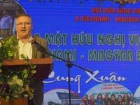 Get-together marks Vietnam, Hungary's National Days
