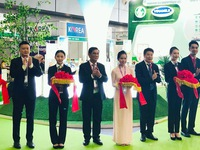 Vietnamese dairy products promoted in China