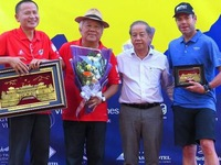 Over 300 cyclists participate in Coupe de Hue Cycle Race 2019