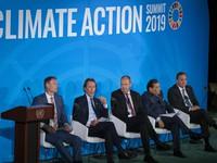 66 nước cam kết giảm lượng khí thải carbon bằng 0 vào năm 2050
