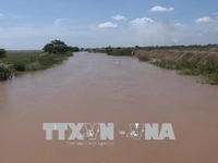 Flood levels in Mekong Delta to peak in October