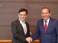 Vietnam, Singapore look to strengthen strategic partnership