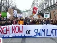 Giới trẻ - Nguồn cảm hứng cho phong trào chống biến đổi khí hậu