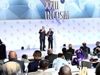 Việt Nam tham dự Đại hội Các cơ quan Kiểm toán tối cao tại Nga