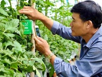 Conference discusses measures to apply technology in agriculture