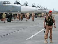 Russia to expand air base in Syria