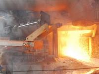 Bình Dương: 3 công nhân tử vong do ngạt khí trong lò nấu phôi thép