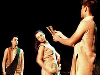 The Vietnamese epic 'The Tale of Kieu' performed by French artists