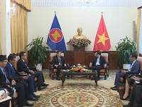 ASEAN shows support for Vietnam as ASEAN Chair in 2020