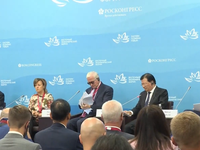 """""""Việt Nam sẵn sàng làm cầu nối cho ASEAN và Liên minh Kinh tế Á - Âu"""""""