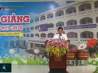 Trường đầu tiên tại Cần Thơ khai giảng năm học mới
