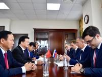 Đẩy mạnh hợp tác giữa Việt Nam và vùng Viễn Đông Nga