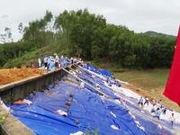 Đảm bảo an toàn hồ đập mùa mưa lũ