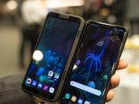 LG ra mắt điện thoại thông minh với màn hình kép và mạng 5G