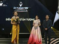 VTV Awards 2019: Nối gót Nhã Phương, Bảo Thanh lần 2 giành giải 'Diễn viên nữ ấn tượng'