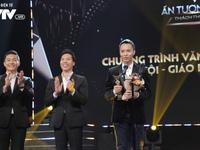 'Ký ức vui vẻ' bất ngờ giành cúp VTV Awards 2019 ngay mùa đầu tiên