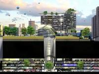 Singapore builds underground city