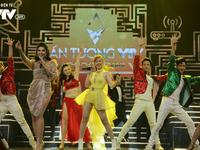 Diễn viên Thanh Hương - Đinh Hương khuấy động VTV Awards 2019 với 'Đón bình minh'