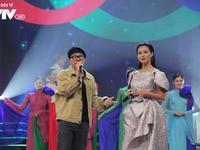 Hà Lê - Bùi Lan Hương say đắm trên sân khấu VTV Awards với 'Mưa hồng'