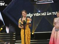 Giành cúp VTV Awards lần thứ hai, Bảo Thanh vẫn rưng rưng xúc động