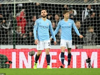 Man City title hopes hit by shock defeat at Newcastle