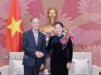 Top legislator hails growing Vietnam-Italy strategic partnership