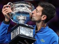 Djokovic claims record seventh Australian Open title