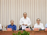 PM chairs review of pilot mechanisms for Ho Chi Minh City