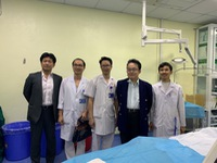 Japanese doctors offer free surgery to Vietnamese patients