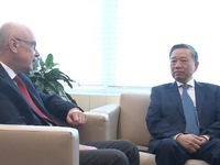 Vietnam desires to tighten cooperation in counter-terrorism