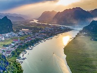 Quang Binh to introduce local images to Hollywood
