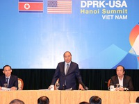 US-DPRK Summit: PM inspects preparations for DPRK-USA Summit