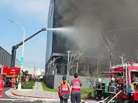 Three Vietnamese workers killed in Taiwan (China) factory fire