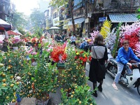 Event in Hanoi looks back on Tet during the subsidy period