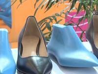 Efforts of leather footwear and handbag sector to innovate