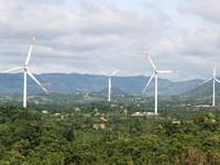 Wind power plant in Bac Lieu