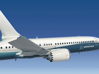 Boeing tests 737 Max software update