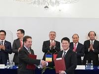 New partnership for Vietnamese, Romanian enterprises