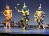 Cambodia protects traditonal Lakhon Khol dance