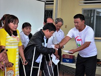 7% of Vietnamese population are people with disabilities