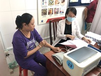HCM City rate of smokers getting tobacco dependence treatment remains low