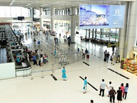 Noi Bai in world's top 100 airports list