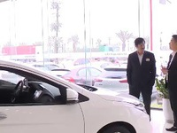 Used car sales increase slightly before Tet holiday