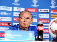 Asian Cup 2019: Coach Park vows not to give up after losing to Iran