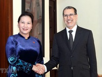 NA Chairwoman meets with Moroccan Prime Minister