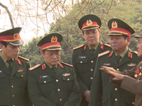 Short film the Road to Dien Bien: Reviving the fighting atmosphere of the historical days