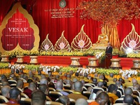 UN Day of Vesak 2019 wraps up after sending message of compassion